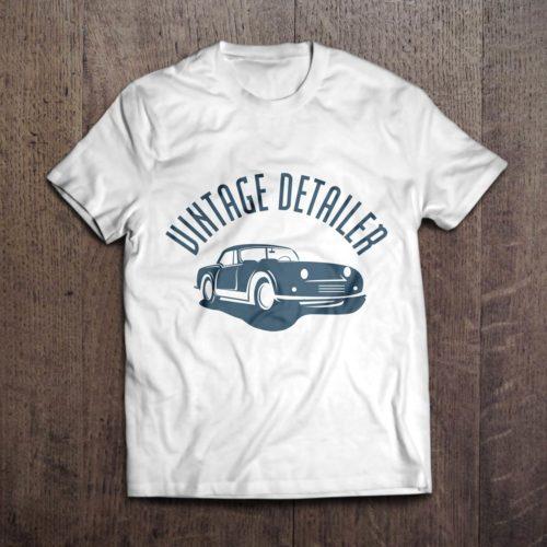 T-Shirt-Detailer-Carrozzieri-Grafica